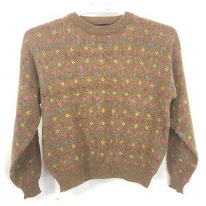 Vintage Adrian Spencer sweater size Medium